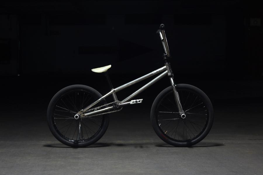 Pak Tam Bike Setup